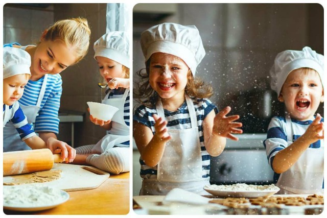 Cooking with Kids: Reasons You Should Be Doing It