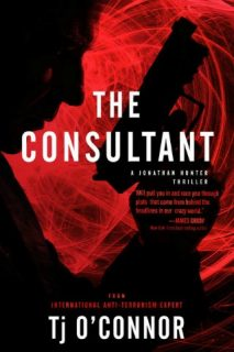 The Consultant: A Jonathan Hunter Thriller by Tj O'Connor {Book Review}