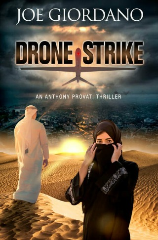 Drone Strike: An Anthony Provati Thriller by Joe Giordano {Book Review}